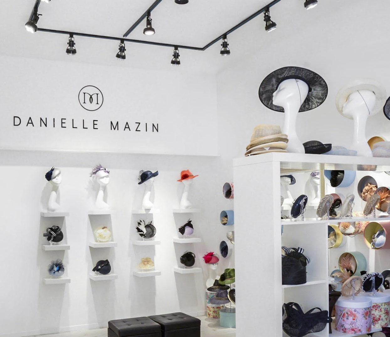 Danielle Mazin, Headwear Designer